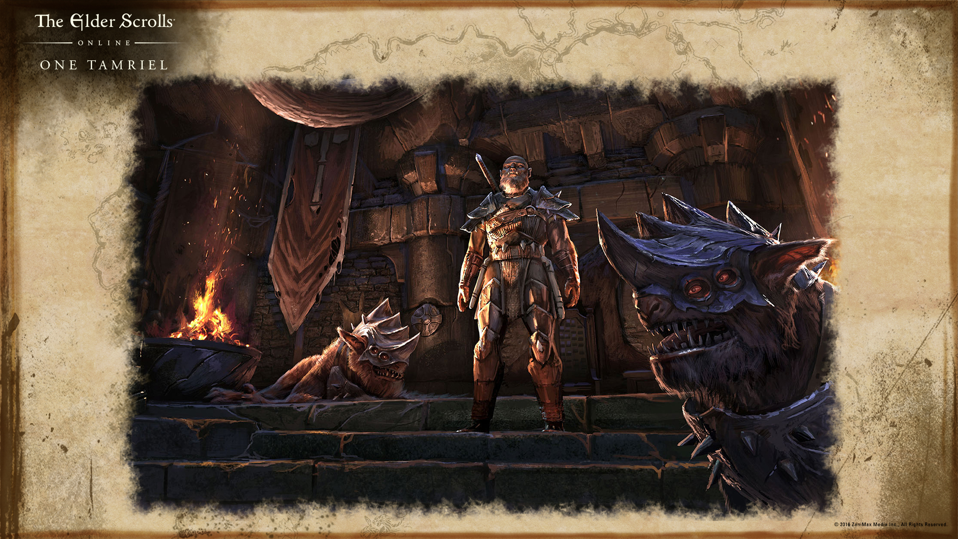 elder scrolls online how to become a ware wolf